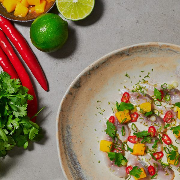 Abba recept asiatisk sill cevichestyle